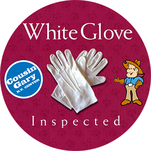 White Glove Inspected