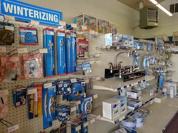 Plumbing Parts | Gousin Gary RV Center