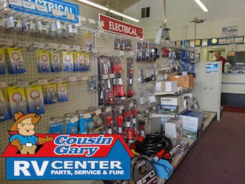 All About Electrical | Gousin Gary RV Center