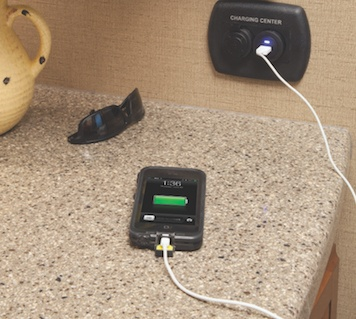Charging Center | Why Choose Cougar | Gousin Gary RV Center